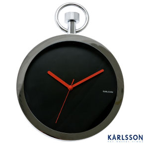 Karlsson Pocket Watch Wall clock