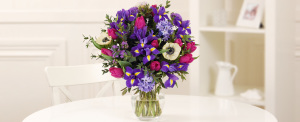Violet_Bouquet